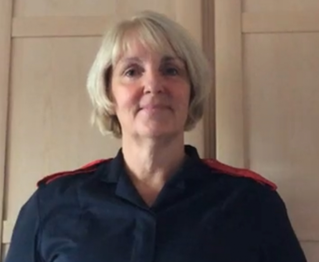 Gill Ogden, Director of Nursing at Burton NHS Foundation Trust
